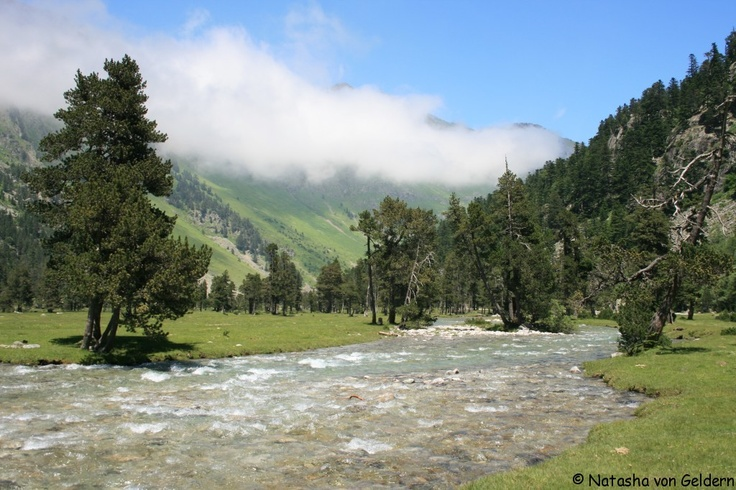 Weekend hikes in the French Pyrenees