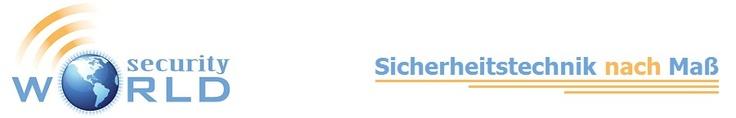 Alarmanlagen und Videoüberwachung Secworld KG. Cooles Logo!