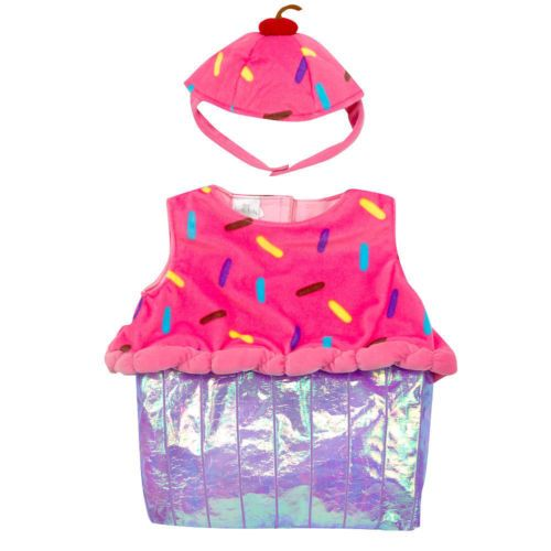 Kinder-Baby-Kostuem-Fasching-Halloween-Karneval-Cup-Cake-Girl-Costume-Maedchen-62