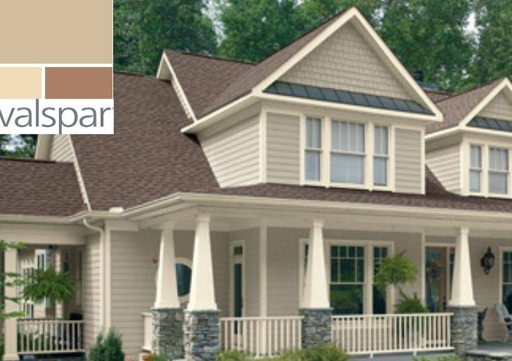 25 best ideas about brown roof houses on pinterest home for Exterior house colors with brown roof