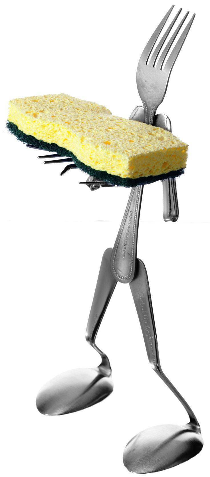 129 best forked up art figurines images on pinterest forks