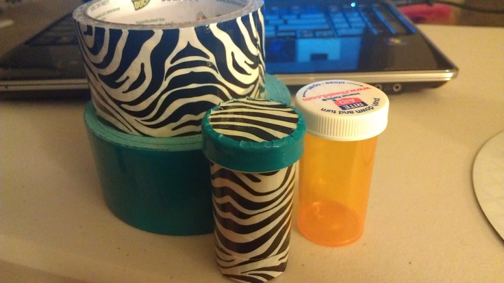 how to take labels off pill bottles