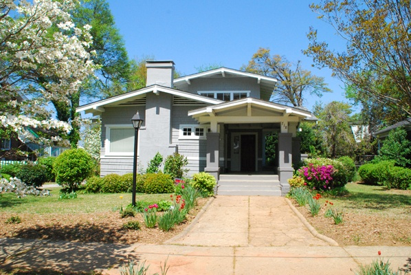 Very similar to our airplane bungalow but without the for Cottage style homes greenville sc