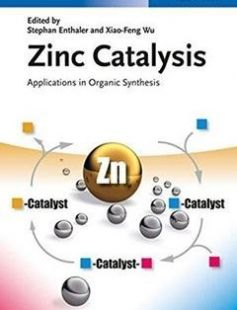 Zinc Catalysis Applications in Organic Synthesis free download by Enthaler Stephan; Wu Xiao-Feng ISBN: 9783527335985 with BooksBob. Fast and free eBooks download.  The post Zinc Catalysis Applications in Organic Synthesis Free Download appeared first on Booksbob.com.
