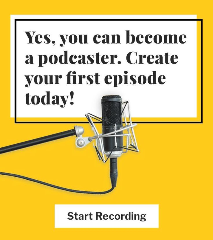 Ready to record your first podcast? Take the first step today with our downloadable checklist. #emailmarketing