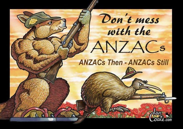 ANZAC's