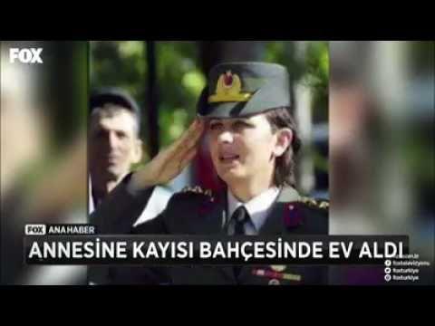 Songül Yakut/Ilk Kadın Jandarma Komutani/1976 Malatya/2017 Sirnak