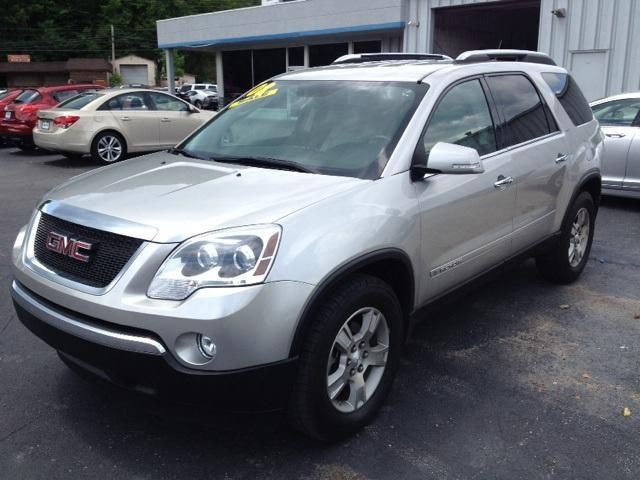 used 2008 gmc acadia for sale in corbin ky 40701 tim short auto mall tim short auto mall cars. Black Bedroom Furniture Sets. Home Design Ideas