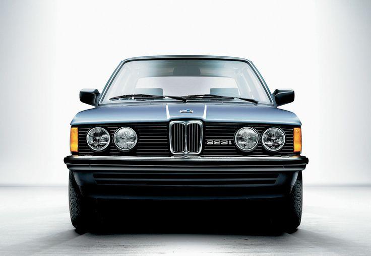 BMW 323i 1978