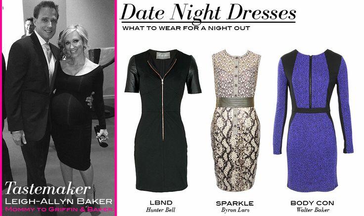 Leigh Allyn Baker's BURU Date Night Must-Haves! #shopburu