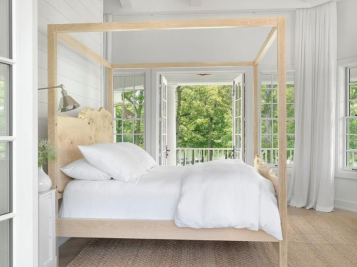 White Canopy Beds 25+ best wood canopy bed ideas on pinterest | canopy for bed