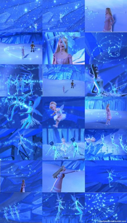 Waltz of the Snowflakes, Barbie in the Nutcracker