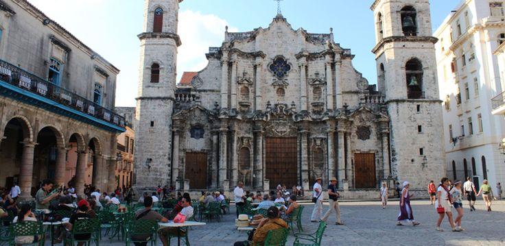 Qué visitar en La Habana Vieja - http://www.absolut-cuba.com/visitar-la-habana-vieja/