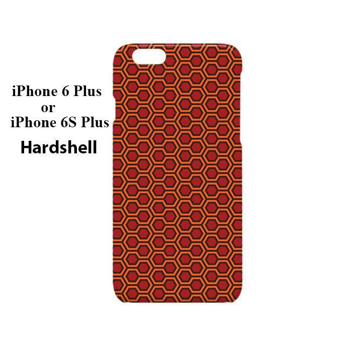 Shining Orange Carpet iPhone 6/6s Plus Case