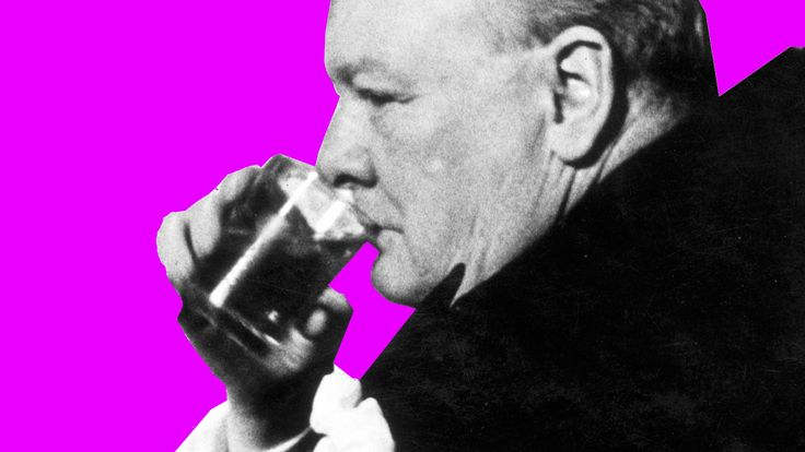 How (and What) to Drink in 2018, With a Little Help From Winston Churchill