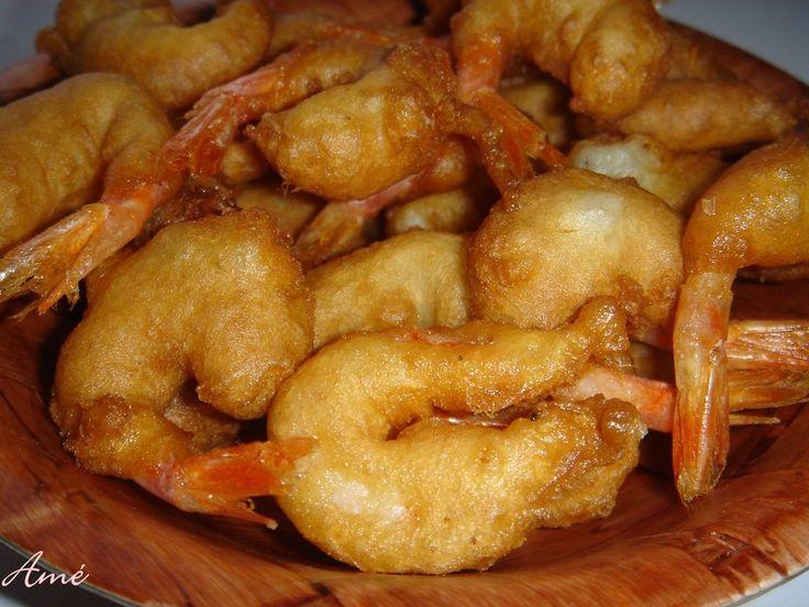 Recette Beignets de crevettes à l'actifry - notée 2,3 sur 5 par 82 internautes