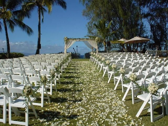23 Best Images About Wedding Ceremony Seating Rentals
