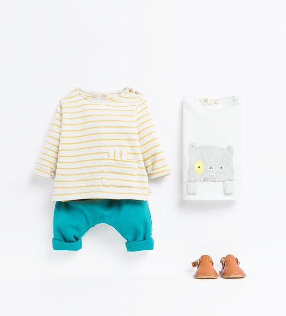 SHOP BY LOOK-MINI   0-12 months-KIDS   ZARA United States