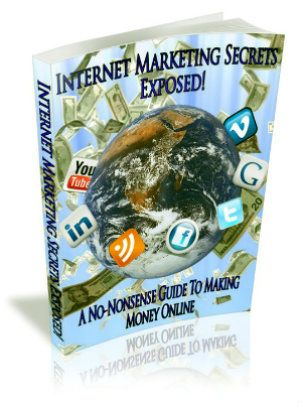 Are you tired of not succeeding in your online business even though you try and try? Get on track with this FREE eBook that reveals the true Internet Marketing Secrets! http://www.internetsecretsexposed.net/