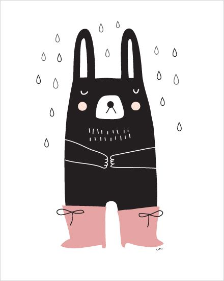 Rain Rain Go Away | Little Gatherer