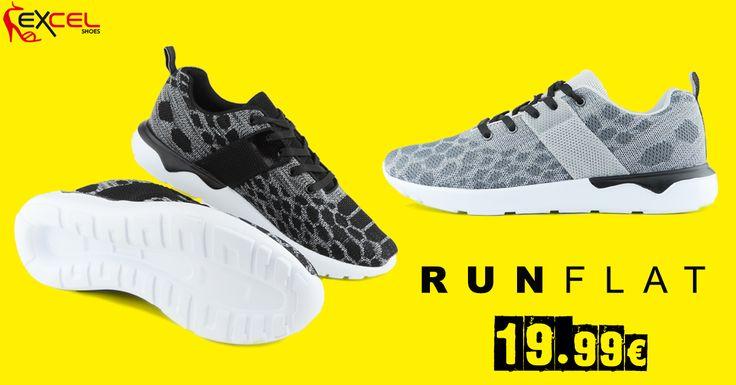 Αντρικά αθλητικά παπούτσια σε δύο χρώματα!
