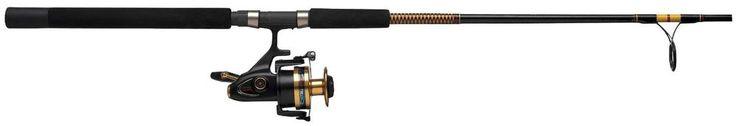 Penn Spinfisher Uglystik Combo 7' one pcs. fishing gear, fishing poles