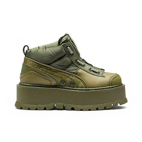 Puma Zipped Women's Sneaker Boots