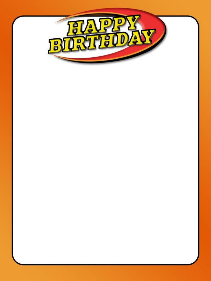 Journal Card - Happy Birthday - Nerf inspired - 3x4 photo ...