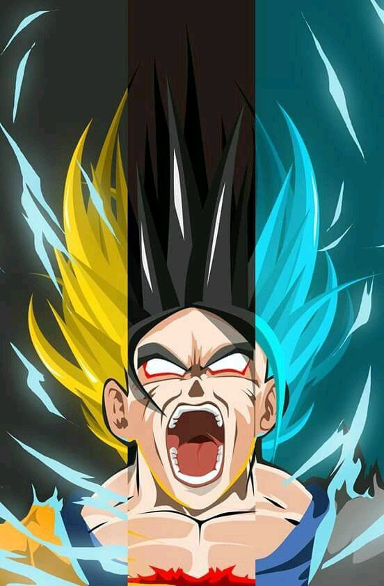 Goku was awesome, is awesome and will always be awesome