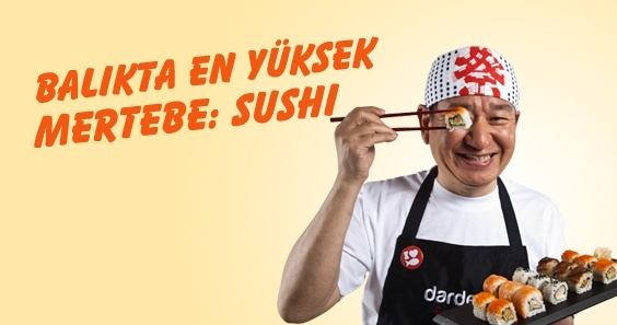 Dardenia olarak, sushiyle yeni tanışanlar ve daha yakından tanımak isteyenler için ufak bir dosya hazırladık. Sushi yerken ve yemeden önce bilmeniz gerekenler bu blog yazısında!