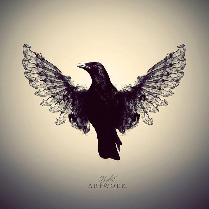 The Raven by ~HYDRA-Artwork on deviantART
