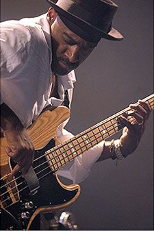 Marcus Miller THERE IS AN INCREDIBLY MOVING BASS PUSHING YOUR EMOTION TO CRY OR LAUGH, MAYBE A REVERIE