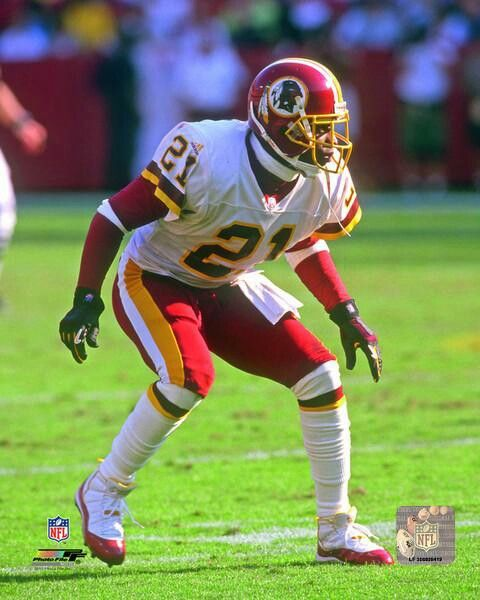 Very deion sanders redskins for that