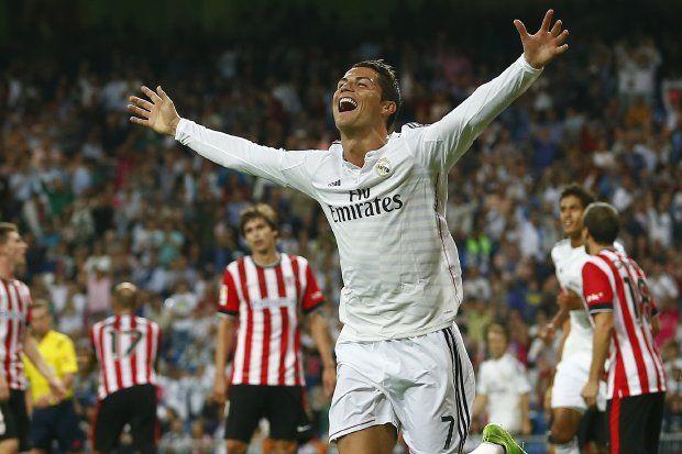El apetito goleador de Cristiano Ronaldo es insaciable