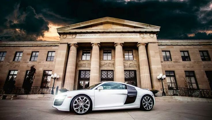 Liuna Station, Hamilton- Ontario.  Limo not your thing? How about this instead. Visit: ultimateexotics.ca for luxury car rentals for your special day.