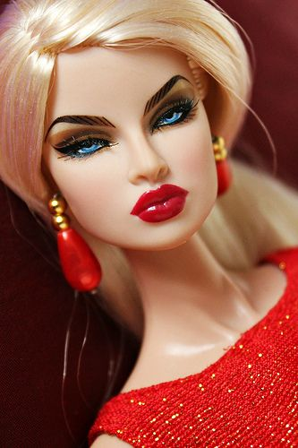 Gangsta bitch barbie