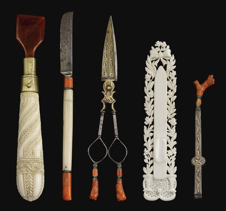 An Ottoman calligrapher's tools, 19th century