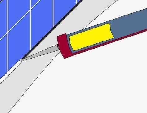 Fugen erneuern - Silikonfugen und Sanitärfugen selber entfernen und neu abdichten bei heimwerker.de