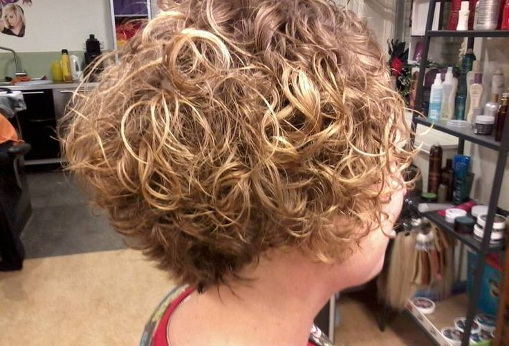 short hairstyles for women with curly hair – ARAER