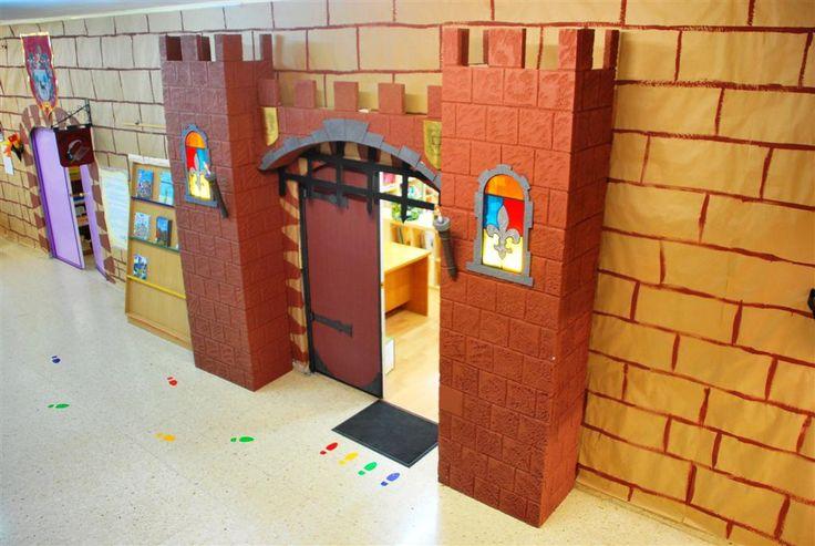 decoracion de bibliotecas escolares - Cerca amb Google