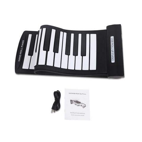Roll Up Electronic Piano 》》》 Sale 40% Off Today 》》》Shop Now ! 》》》Check Our Website to See Details About This Product.