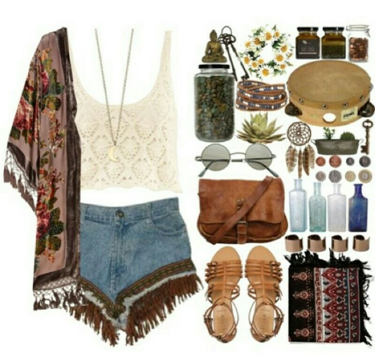 Perfect boho outfit