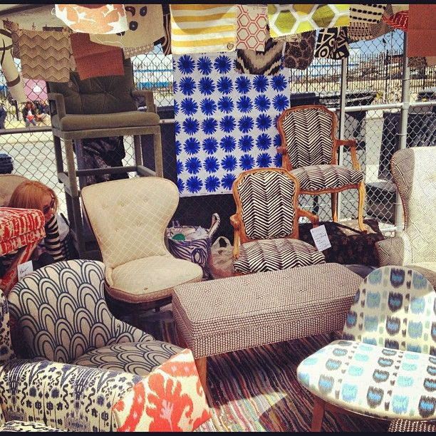 Chairloom.com @ Brooklyn Flea. - 64 Best Vintage & Antique Furniture Images On Pinterest Antique
