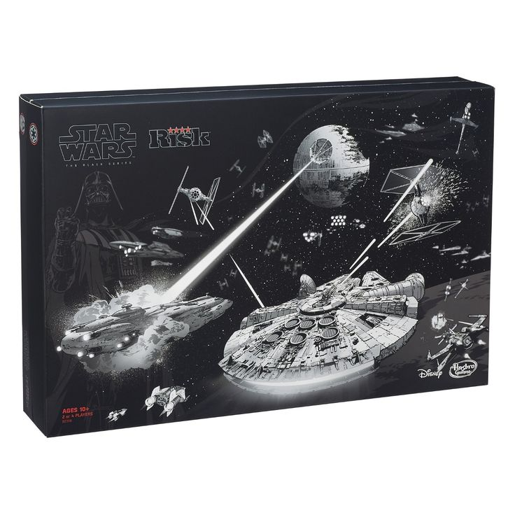 Star Wars The Black Series Risk Game - NEW with FREE 52 Star Wars Playing Cards ONLY AVAILABLE HERE:  http://www.ebay.com/itm/272510152949