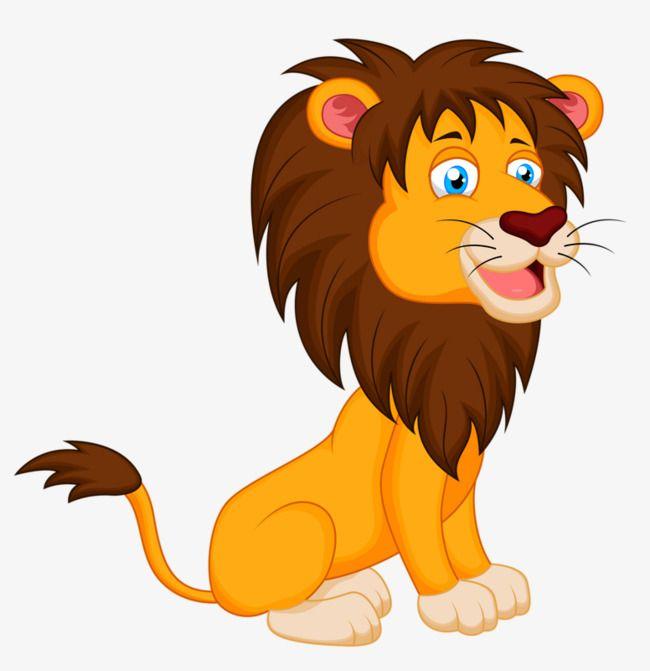 أسد الكرتون Animal Art Cartoon Lion Cartoon
