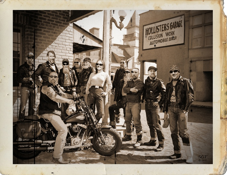Boozefighters Motorcycle Club Chapter #6