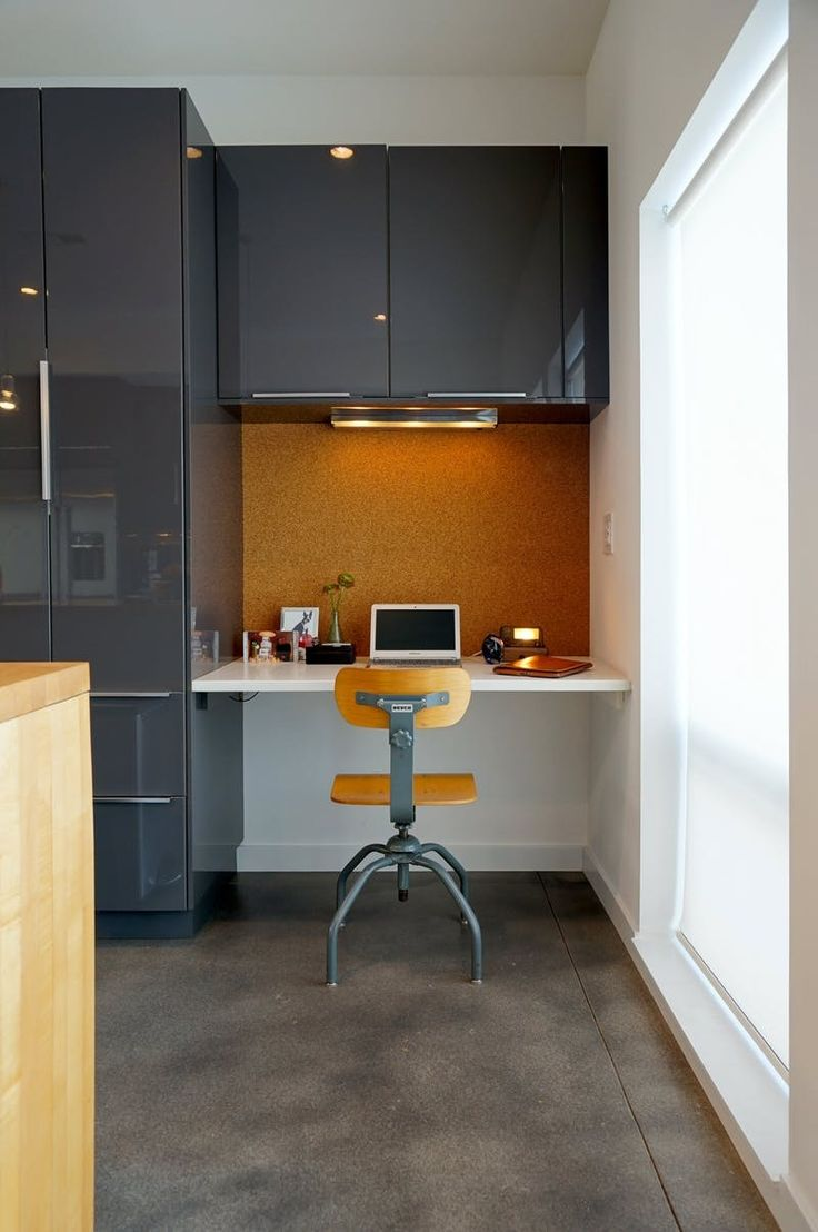 Do you dream of a dedicated space to work from home? To get work done, pay bills, write? ANYONE can find room for a home office in their home (even people in tiny studios). All you really need are these eight elements arranged in a way that fits your space's size and your lifestyle. You can put a home office anywhere.