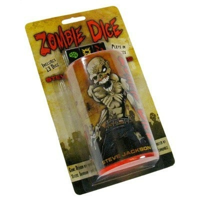 Zombie Dice. I think this is boring.