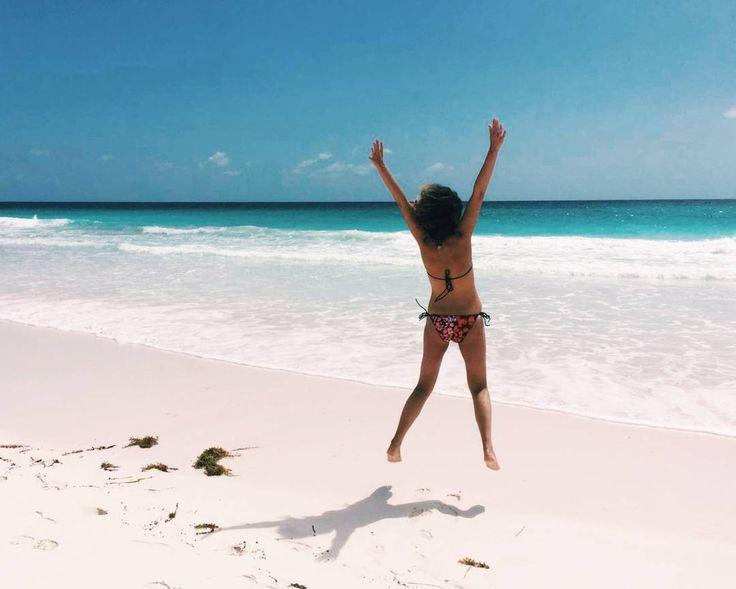#repost @rosy_n_ Happiness from a place called BAHAMAS!! Rosy indossa TAHITI disponibile ancora su WWW.ONEMILLIONGEM.COM 💘 #onemilliongem #madeinitaly #swimwear #swimsuit #swimwearph #costumi #costumidabagno #bikinidesigner #beachwear #beach #beachlife #beachbabe #atthebeach #wildandfree #wildlifestyle #onthebeach #bahamas #spiaggia #caribbean #caraibi #caribbeansea #pinkbeach #pinksand #placetogo #amazingplace