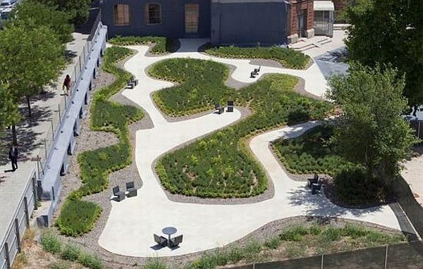 Designed for viewing from above too: Landscape Architecture, Landscape Design, O' Donnel Gardens, Food Gardens, Caballero Colón, Estudio Caballero, Odonnel Gardens, Colón De, Paula Caballero